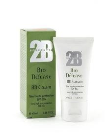 2B Bio Défense (getint) - beschermende verzorging SPF50
