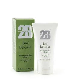 2B Bio Défense (kleurloos/wit) - beschermende verzorging SPF50