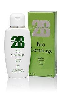 2B Bio Gommage - zachte scrub